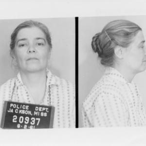 photo of Betsy Wyckoff as Freedom Rider