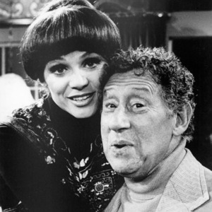 photo of Valerie Harper and Jack Gilford, 7 Arts CORE