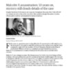 Malcolm X assassination- 50 years on, mystery still clouds details of the case | US news | The Guardian.pdf