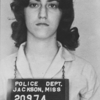 1961 arrest photo for CORE member <b>Terry Perlman</b> as Freedom Rider - ed6a8cde7d7a5ea4732e49f43992cc3e