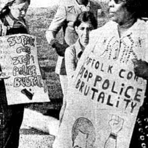 photo of a Suffolk County CORE demonstration